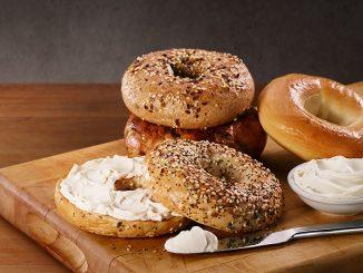Bagels Are Back At Select McDonald's Canada Locations