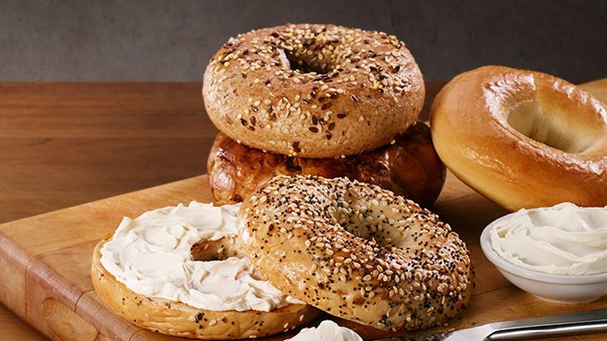 Bagels Are Back At Select McDonald's Canada Locations