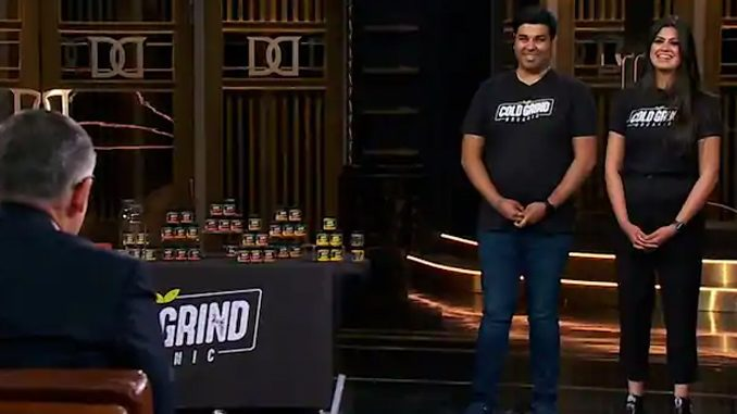 Ganesha Foods (Cold Grind Organic) On Dragons' Den Canada