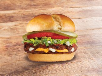 Harvey's Introduces New Stuffed Cheeseburger