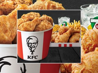 KFC Canada Offers 50% Off All Buckets And Boxes Ordered Online Or In The App On November 30, 2020