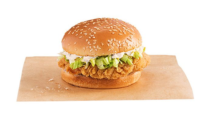 KFC Canada Offers 50% Off Chicken Sandwiches And Combos In The App On November 27, 2020
