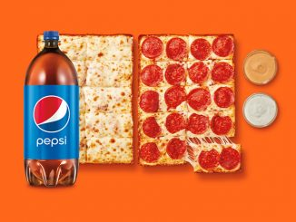 Little Caesars Canada Puts Together New Deep Deep Dish Dippers Combo