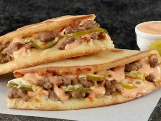 Papa John's Canada Introduces New Double Cheeseburger Papadia
