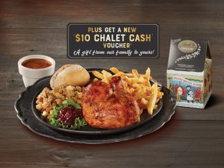 Swiss Chalet Launches 2020 Festive Holiday Menu