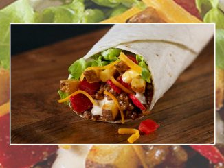 Taco Bell Canada Introduces New Loaded Taco Fries Burrito