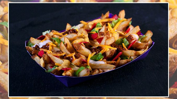 Taco Bell Canada Launches New Loaded Taco Fries