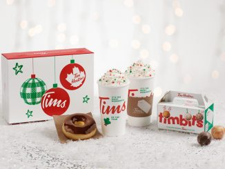 Tim Hortons Reveals 2020 Holiday Packaging