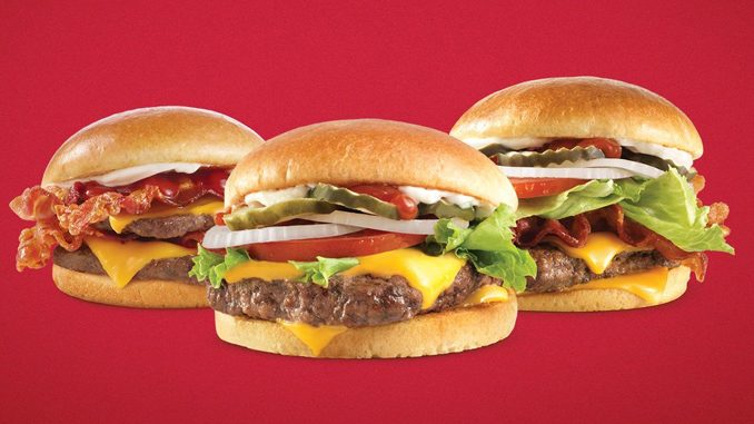 Wendy's Canada Offers Fan-Favourite Burgers For $4.99 Each For A Limited Time