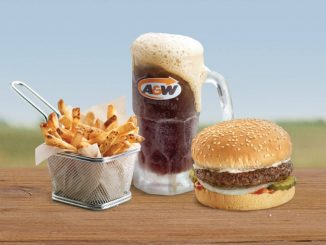 A&W Canada Puts Together New $5.99 Mama Burger Meal Deal