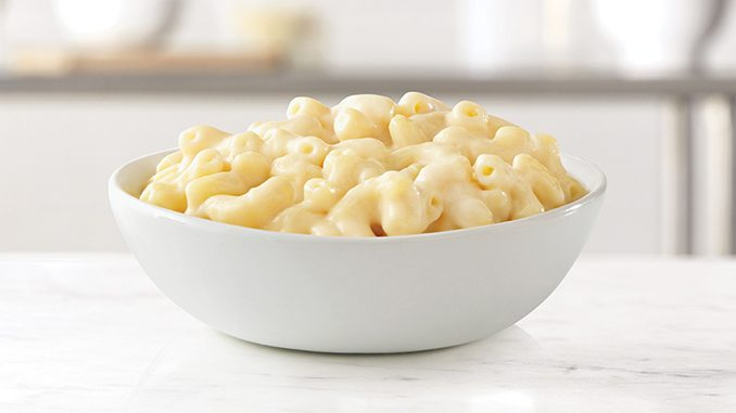 Arby's Canada Adds New White Cheddar Mac 'N Cheese
