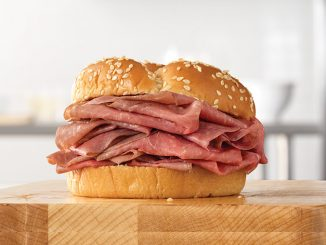 Arby's Canada Offers 5 For $15 Classic Roast Beef Sandwiches Deal