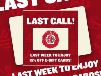 Boston Pizza Offers 15% Off Any E-Gift Card Purchase Of $50 Or More Until December 25, 2020