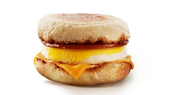 Get A $2 McMuffin Sandwich At McDonald's Canada On December 21, 2020