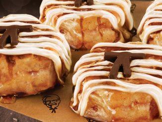 KFC Canada Introduces New KFC Cinnabon Dessert Biscuits