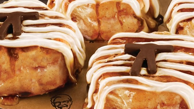 KFC Canada Introduces New KFC Cinnabon Dessert Biscuits