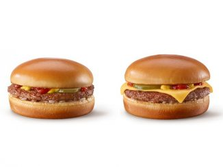 McDonald's Canada Offers $1 Hamburger Or Cheeseburger On December 23, 2020