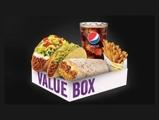 Taco Bell Canada Puts Together New Value Box