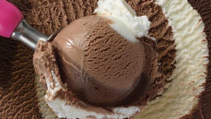 Baskin-Robbins Canada Scoops New Chocolate Trilogy Ice Cream