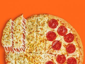 Little Caesars Canada Introduces New Slices-N-Stix Pizza
