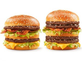McDonald's Canada Welcomes Back Big Mac Bacon For A Limited Time