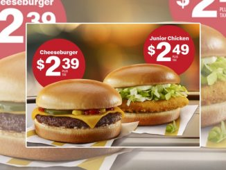 McDonald's Canada Welcomes Back McPicks Value Menu