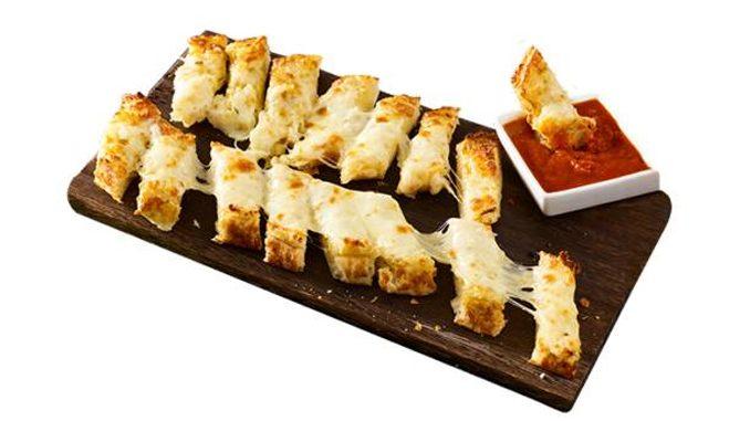 Quiznos Canada Bakes Up New Rosemary Parmesan Cheesy Garlic Bread