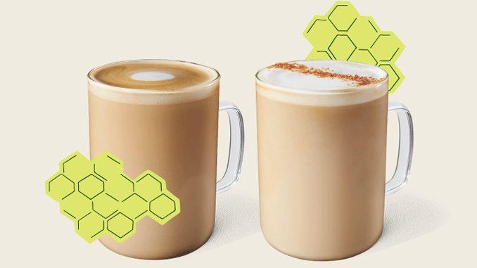Starbucks Canada Debuts New Honey Oat Latte