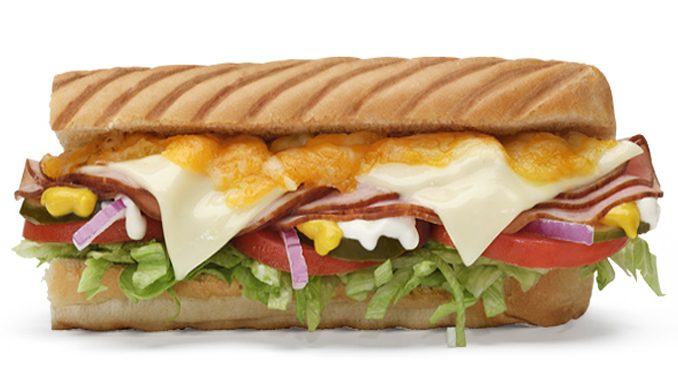 Subway Canada Introduces New Ham & Double Cheese Melt