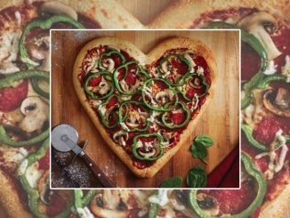 Boston Pizza Offering Heart-Shaped Pizzas On February 13 And February 14, 2021