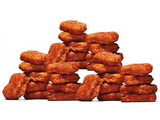 Burger King Canada Debuts New All Dressed Chicken Nuggets