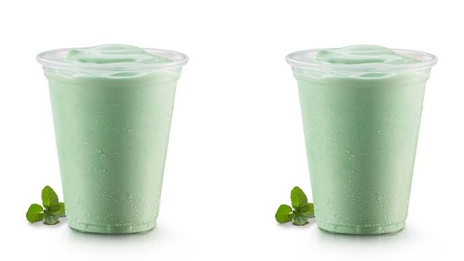 It's Shamrock Shake Season At McDonald's Canada