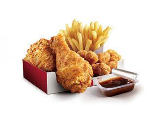 KFC Canada Offers $4.95 Original Recipe Box