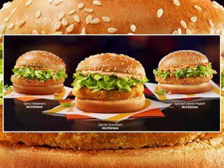 McDonald's Canada Adds New Spicier Habanero McChicken As Part Of 2021 Spicy McChicken Challenge