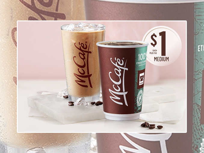 How Much Caffeine In A Mcdonalds Large Iced Coffee - Image of Coffee and Tea