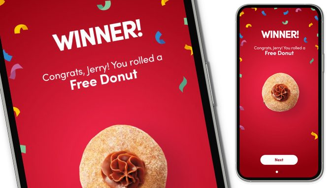 New All-Digital 'Roll Up To Win' Contest Debuts At Tim Hortons On March 8, 2021