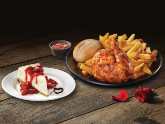 Swiss Chalet Canada Puts Together Valentine's Bundle
