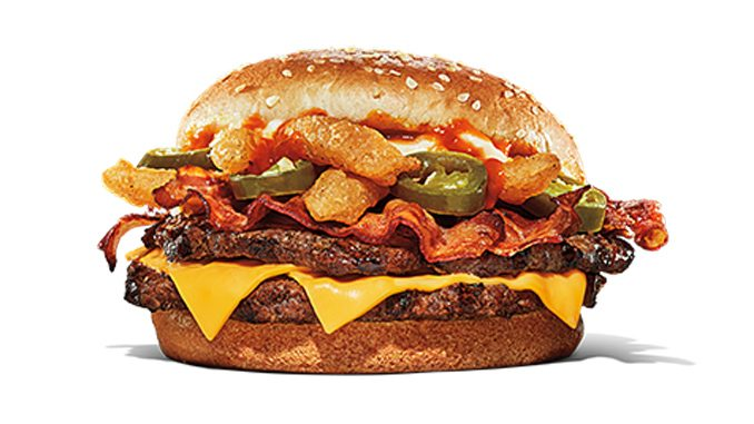 The Angry King Is Back At Burger King Canada for A Limited Time