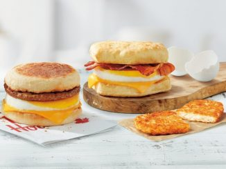 Tim Hortons Now Serving Freshly Cracked Eggs In All Breakfast Sandwiches Across Canada
