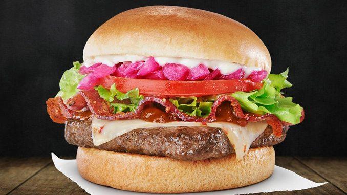 Wendy's Canada Introduces New Korean BBQ Cheeseburger