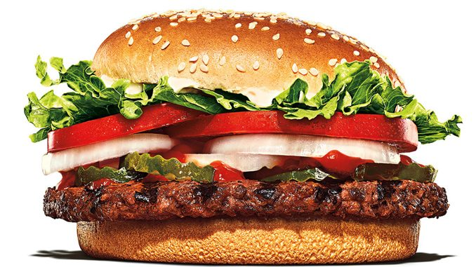 Burger King Canada Introduces New Plant-Based Impossible Whopper