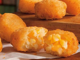 Cheesy Tots Are Back At Burger King Canada For A Limited Time