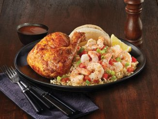 Chicken And Shrimp Returns To Swiss Chalet For A Limited Time