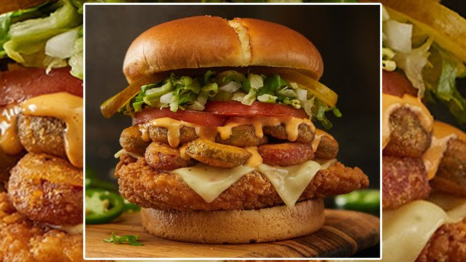 Harvey's Offers Free Smokin' Hot Chicken Sandwich When You Spend $20 Or More On DoorDash Delivery Through March 28, 2021