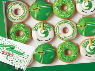 Krispy Kreme Canada Offers New Luck O' The Doughnuts Collection Through March 17, 2021