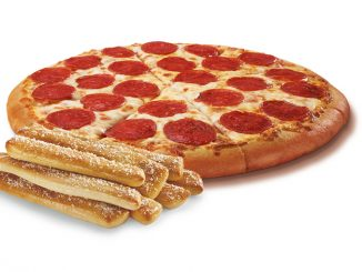 Little Caesars Canada Offers $7.99 Classic Medium Pizza With Crazy Bread Deal Through March 14, 2021