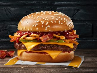 McDonald's Canada Introduces New Western BBQ Quarter Pounder