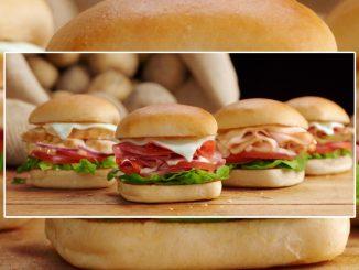 Subway Canada Introduces New Potato Bun Sidekick Sandwiches