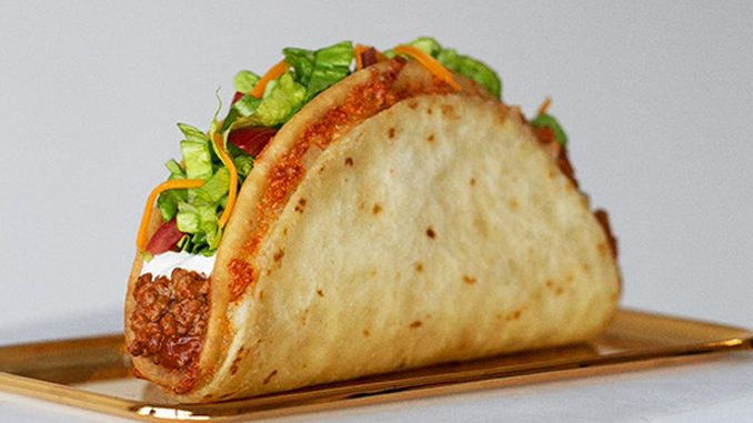 Taco Bell Canada Welcomes Back The Quesalupa