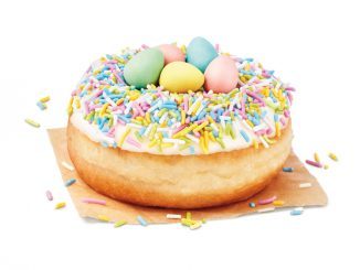 Tim Hortons Welcomes Back Cadbury Mini Eggs Dream Donut For Spring 2021